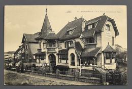 Duinbergen - 5 - Villas Albert, Elisabeth Et Flore - Nelson - Ed. Weber, Knocke - Vers 1910-1920 - - Knokke
