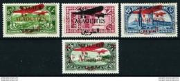 Alaouites (Francés) Nº A-14/16-17 Cat.50,65€ - Neufs