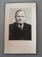 Bp Moons Leonard Echtg Donkers ° Langdorp 1898 Overl Aarschot 1956 - Todesanzeige