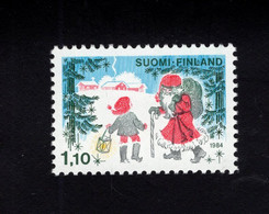 1213952607  1984 SCOTT 698 (XX)  POSTFRIS  MINT NEVER HINGED EINWANDFREI -  CHRISTMAS - Nuevos
