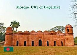 Bangladesh Mosque City Of Bagerhat UNESCO New Postcard Bangladesch AK - Bangladesh