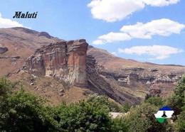 Lesotho Maloti Park UNESCO New Postcard - Lesotho