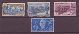 ⭐ Guadeloupe  Y.T N°172 à 175**, Neuf Sans Charnière ⭐ - Neufs