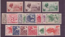 ⭐ Guadeloupe  Y.T N°197 à 213**, Neuf Sans Charnière ⭐ - Neufs