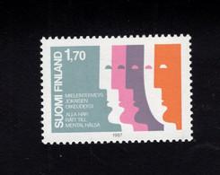 1213958556 1987 SCOTT 754 (XX)  POSTFRIS  MINT NEVER HINGED EINWANDFREI -  MENTHAL HEALTH - Nuevos
