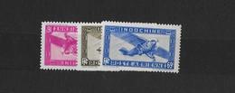 ⭐ Indochine Y.T N°17 à 19**, Poste Aérienne Neuf Sans Charnière ⭐ - Poste Aérienne