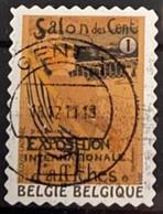 België Zegel Nrs 4150  Used - Usados