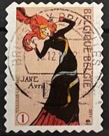 België Zegel Nrs 4152  Used - Usados