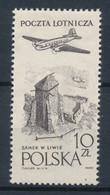POLEN / POLAND / POLSKA  -  1959  ,  65 Jahre Philatelistenbewegung In Polen , Iljuschin II-14 P  -  Michel 1101  MNH - Unused Stamps