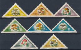 POLEN / POLAND / POLSKA  -  1959  ,  Pilze , Fungi   -  Michel 1093-1100   MNH / ** - Unused Stamps