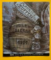 18411 - Dôle De Sierre 1991 Edith Grelot De La Découverte Festival BD'91 Sierre - Stripverhalen