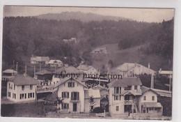 St. Cergues - La Gare - Oblit. Poste Ambulante Nyon-St.Cergues - 1918         (P-305-01002) - VD Vaud