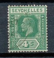 GRANDE BRETAGNE - Seychelles - GV 1921 - Oblitere - Seychellen (...-1976)