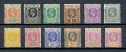 GRANDE BRETAGNE - Seychelles - GV 1921 - Neufs - Seychellen (...-1976)