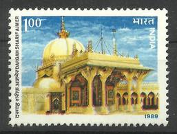 INDIA 1989 STAMP DARGAH SHERIF , AJMER . MNH - Neufs