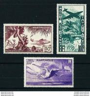 Martinica (Francesa) Nº A-13/15 Nuevo* - Poste Aérienne