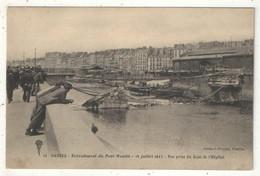 44 - NANTES - Ecroulement Du Pont Maudit - 16 Juillet 1913 - Vue Prise Du Quai De L'Hôpital - AN 16 - Nantes