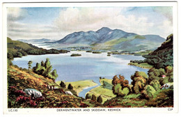 Derwentwater And Skiddaw Keswick - Cumberland/ Westmorland
