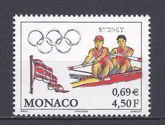 ⭐ Monaco - YT N° 2262 - Neuf Sans Charnière - 2000 ⭐ - Unused Stamps