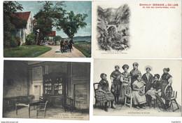 FRANCE - Lot De 171 CPA - Toutes Régions - 100 - 499 Cartoline
