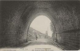 15 - LE LIORAN - Sortie Du Tunnel Côté Du Lioran - Otros Municipios