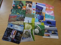 Finnland 39 Verschiedene MK Aus 2002-2007 (16898) - Maximum Cards & Covers