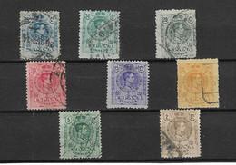 Espagne 1909/22   Yvert&Tellier Oblitéré - Usados
