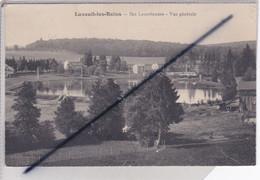 Luxeuil Les Bains (70) îles Luxoviennes - Vue Générale - Luxeuil Les Bains