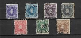Espagne 1901/05  Yvert&Tellier Oblitéré - Usados
