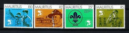 Mauricio Nº 548/51 Nuevo - Maurice (1968-...)