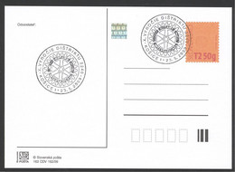 Slovakia, 10th Anniversary Of The Rotary District 2240, Cancellation Košice 1 - 23.5.2009, Rotary International, - Covers & Documents
