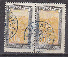 M4468 - COLONIES FRANCAISES MADAGASCAR Yv N°139 - Oblitérés