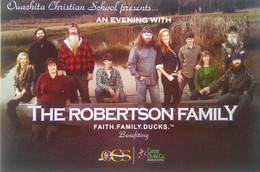 The Robertson Family, Star Of Duck Dynasty - Other