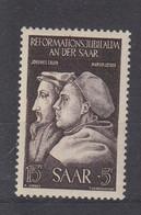 Saar Michel Cat.No. Mnh/** 308 - Unused Stamps