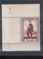 Saar Michel Cat.No. Mnh/** 361 BR - Unused Stamps
