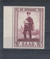 Saar Michel Cat.No. Mnh/** 361 - Unused Stamps