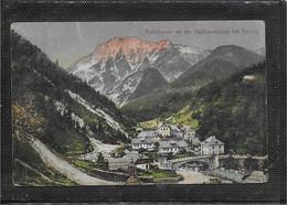 AK 0663  Kaltwasser An Der Raiblerstrasse Bei Tarvis - Verlag Frank Um 1916 - Udine