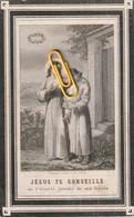 Kapelle-op-den-bos, Capelle-op-de-bosch, 1870, Constantia Van Glabeke, Van De Zande, Mooreghem, Moregem - Godsdienst & Esoterisme