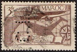 Maroc Obl. N° PA  47 - Poste Aérienne - - Luftpost