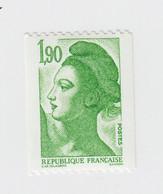 LIBERTE DE GANDON. 1,90 NUMERO ROUGE 2426a - 1982-90 Liberté De Gandon