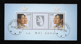 GROENLAND  ( EUGRO - 310 )  2004  N° YVERT ET TELLIER  BLOC   N° 29 - Gebraucht