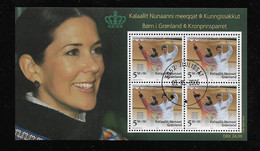 GROENLAND  ( EUGRO - 311 )  2006  N° YVERT ET TELLIER  BLOC   N° 32 - Gebraucht