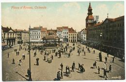 Place D'Armes, Ostende - Oostende