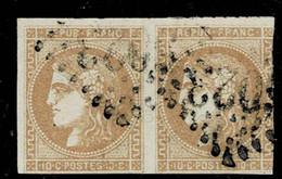 A2D-N°43B Report II Sans Pli Ni Aminci - 1870 Bordeaux Printing