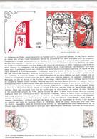 Document 1er Abelard - Lettres & Documents