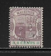 MAURICE  ( MAUR - 8 )  1895  N° YVERT ET TELLIER     N° 89 - Maurice (1968-...)