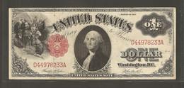 Etats Unis D'Amérique, 1 Dollar, 1917 Legal Tender Note 1917 Series - Other