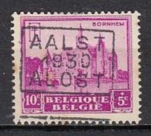 5937 Voorafstempeling Op Nr 308 - AALST 1930 ALOST - Positie C - Roulettes 1930-..