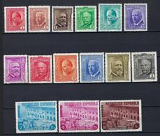 ⭐ Espagne - YT N° 540 à 554 ** - Neuf Sans Charnière - 1936 ⭐ - 1931-50 Neufs