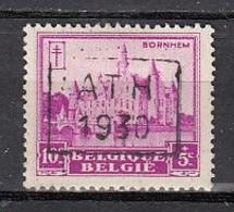 5940 Voorafstempeling Op Nr 308 - ATH 1930 - Positie C - Roulettes 1930-..